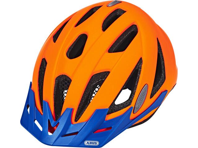 abus urban i 2 0 helmet neon orange g nstig kaufen. Black Bedroom Furniture Sets. Home Design Ideas